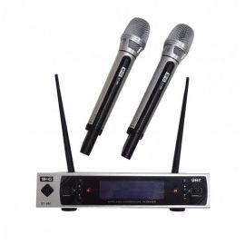 B&G ST-980 Радиосистема вокальная, UHF 600-800MHz, PLL, 200 каналов, 2 ручных микрофона