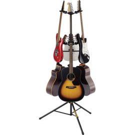 HERCULES GS526B Стенд гитарный демонстрационный для 6-ти гитар GS526B