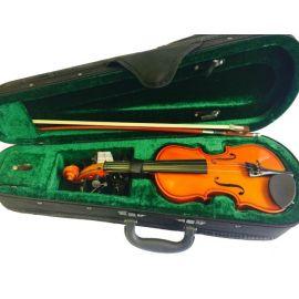 PARTITA MV012R-1/4 Скрипка В кейсе, в комплекте со смычком, канифолью.