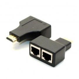 REXANT HDMI 8P8C Переходник аудио/видео
