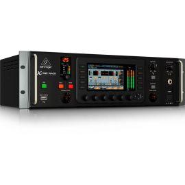 BEHRINGER X32 RACK цифровой микшер, рэковый 32 вх+8 возвратов, дисплей, 22 аналоговых вх/14 вых, 8FX