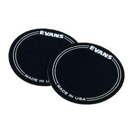 EVANS EQPB1 EQ Наклейка (круглая, черная) на рабочий пластик бас-барабана