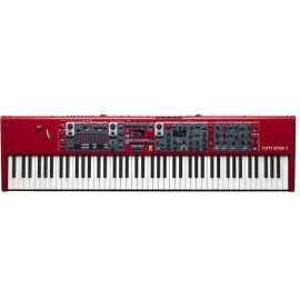 CLAVIA NORD STAGE 3 88 Цифровое пианино.Молоточковая механика 88 клавиш.Секция фортепиано