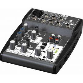 BEHRINGER XENYX 502-EU Сверхкомпактный
