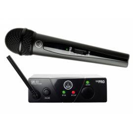 AKG WMS40 Mini Vocal Set Band US45A (660.700) вокальная радиосистема с ручным передатчиком и капсюлем D88