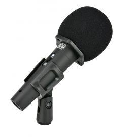 XLINE MD-1800 Микрофон вокальный, кардиоидный, 45-15000Гц, в комплекте: держатель, ветрозащита,