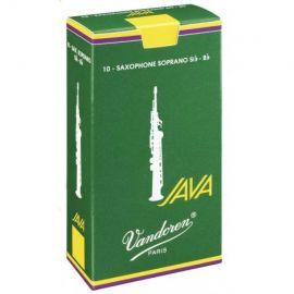 VANDOREN SR-302 Трость для саксофона сопрано, (№ 2), серия Java зеленая
