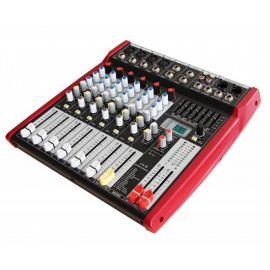 B&G CS-8 Пульт микшерный, 4 моно, 2 стерео, DSP процессор эффектов, 7 Band стерео эквалайзер