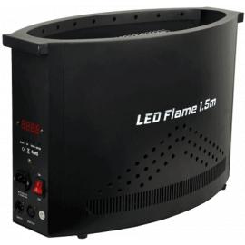 LED STAR GM034 Эффект светодиодный, имитатор пламени, 168 RGB 10мм светодиодов, высота1.8м, DMX 512.