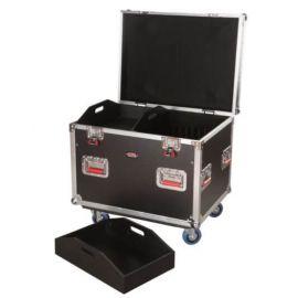 GATOR G-TOUR TRK302212 Универсальный туровый кейс с откидной крышкой на колесах ДхШхВ 762х571х571мм