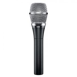 SHURE SM86 Конденсаторный кардиоидный вокальный микрофон без кабеля