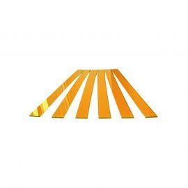 ПРОТОН Фильтр стеклянный, желтый (6 полос в упаковке, полоса: 500х30мм)