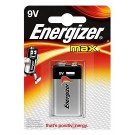 ENERGIZER Батарейка ENR Max 522/9V-9B-6LR61, 1бл