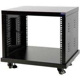 PROAUDIO M8U Рэковая стойка Вместимость: 8U.Грузоподьемность: 70 кг.Полезная глубина: 375 мм.Габарит В 467 мм/Г 460 мм/Ш 560 мм,Вес 15.2 кг