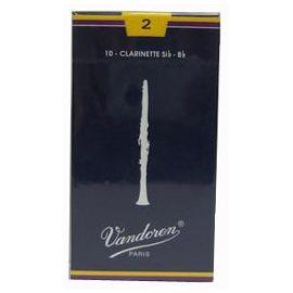 VANDOREN CR102 Трость для кларнета Bb Традиционные №2