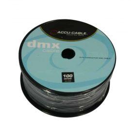 AMERICAN DJ AC-DMXD3/100R Кабель 2 *0,25 мм жилы черный