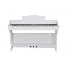 ARTESIA DP-7 White PVC Цифровое фортепиано. Клавиатура: 88 динамических молоточковых взвешенных