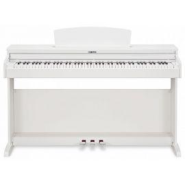 BECKER BDP-92W цифровое пианино, цвет белый, клавиатура 88 клавиш с молоточками