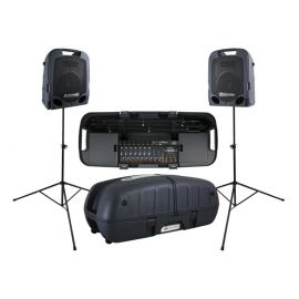 PEAVEY Escort 6000 Система звукоусиления портативная ,Мощность, Вт: 2х300