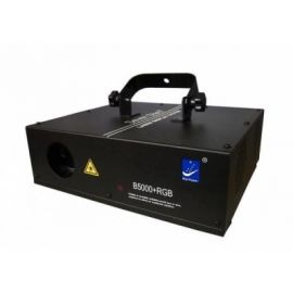 5000+RGB Лазерный проектор, анимационный, полноцветный, Big Dipper