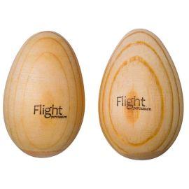 FLIGHT FESW 2 Шейкер Форма: яйцо В комплекте: шейкер 1 пара Состав: дерево Цвет: натуральный Сделано