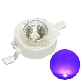STOREMUSIC SM-8492 Ультрафиолетовый светодиод Epileds smd 392nm 395nm 3 Вт фиолетовый УФ