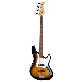 CORT GB24JJ-2T GB Series Бас-гитара, санберст