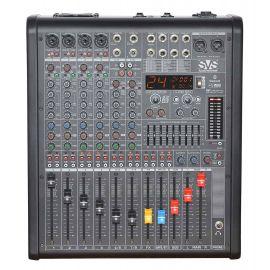 SVS Audiotechnik PM-8A DSP Активный аналоговый микшерный пульт, 8-канальный