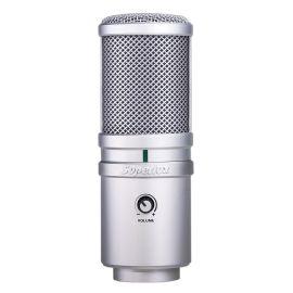 SUPERLUX E205U Кардиоидный конденсаторный usb микрофон с большой диафрагмой