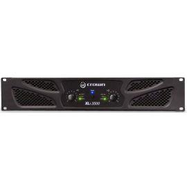 CROWN XLi3500 усилитель 2-канальный. Мощность (на канал): 1300Вт•4Ом, 1000Вт•8Ω. Мост: 2700Вт•8Ω