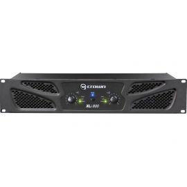 CROWN XLi800 усилитель 2-канальный. Мощность (на канал): 300Вт•4Ом, 200Вт•8Ω. Мост: 600Вт•8Ω