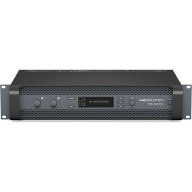 Lab.Gruppen PDX3000 усилитель 2-канальный. Мощность (на канал): 1000Вт•2Ω, 1500Вт•4Ω, 800Вт•8Ω, процессор DSP, USB-управление