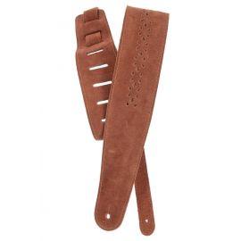PLANET WAVES 25PRF04 Ремень для гитары кожаный с перфорацией