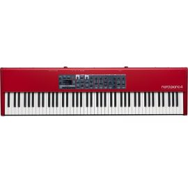 CLAVIA NORD Piano 4 сценические цифровые пианино, 88 клавиш, 1 Gb памяти звуков Piano, вес 18,5 кг