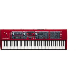 CLAVIA NORD Stage 3 HP76 синтезатор, 76 клавиш, портативная молоточковая, диапазон: E-G, вес 12,5кг