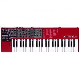 CLAVIA NORD Lead A1 синтезатор, 49 клавиш, осцилляторы, FM-синтез, волновые формы, 26 гол. полифония