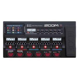 ZOOM G11 процессор многофункциональный мультиэффектов для гитаристов.