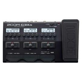 ZOOM G3Xn Гитарный процессор многофункциональных мульти-эффектов
