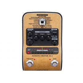 ZOOM AC-2 Acoustic Creator процессор для акустических гитар