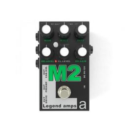AMT M-2 Legend amps Guitar preamp (JCM-800 Emulates 2) Педаль гитарная