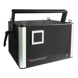X-LIGHT RT-RGB-3 W Цветной лазерный проектор. Мощность 3 ватта. Баланс белого 3 ватта.микродвигатели 40 KPPS.
