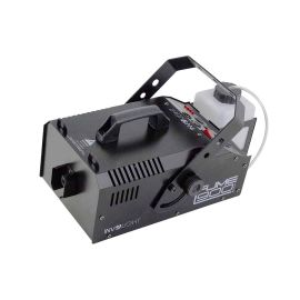 NVOLIGHT FUME900DMX генератор дыма 850Вт, беспроводной пульт ДУ, DMX 512-1канал