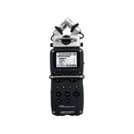 ZOOM H5 Ручной рекордер-портастудия позволяет записывать до четырех треков одновременно