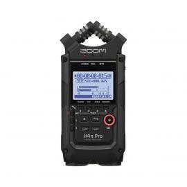 ZOOM H4n Pro/BLK Ручной рекордер-портастудия ~380 минут (в формате WAV 44,1 кГц/16-бит стерео); ~68 часов (в формате MP3 44,1 кГц/128kbps стерео)