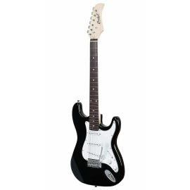 "ROCKET ST-01 BK 39"" Электрогитара тип корпуса – Stratocaster, корпус – липа, гриф – клён. 22 лада"