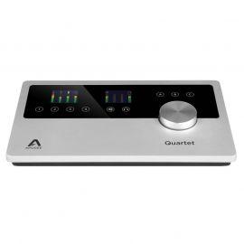 APOGEE Quartet интерфейс USB 20-канальный для Windows и Mac, 192 кГц