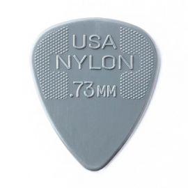 DUNLOP 44R.73 Nylon Standard Медиаторы 1 шт, толщина 0,73мм