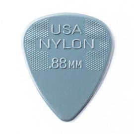 DUNLOP 44R.88 Nylon Standard Медиаторы 1 шт, толщина 0,88мм