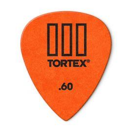 DUNLOP 462R.60 Tortex III Медиаторы 1 шт, толщина 0,60мм