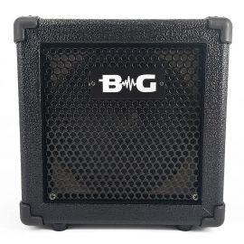 "BG MG5 Усилитель гитарный комбо, 5 Вт, 6,5"", питание от батареи или аккумулятора,  Input, Gain, Bas"